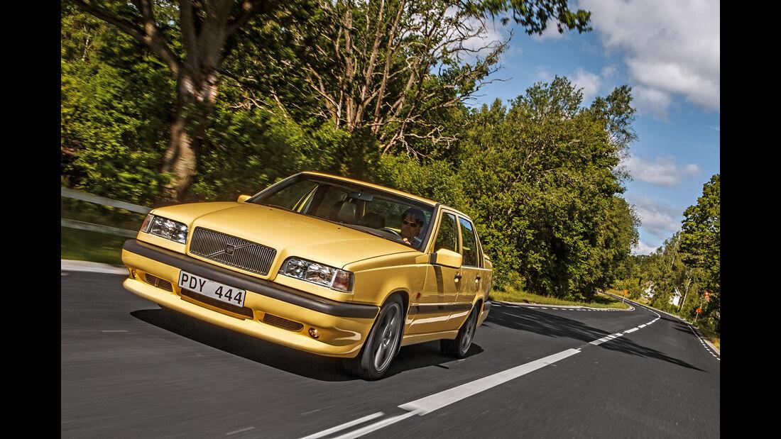 Volvo 850 T-5R, Frontansicht