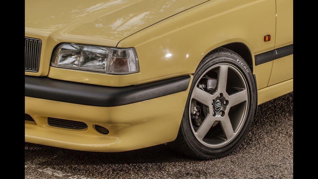 Volvo 850 T-5R, Rad, Felge