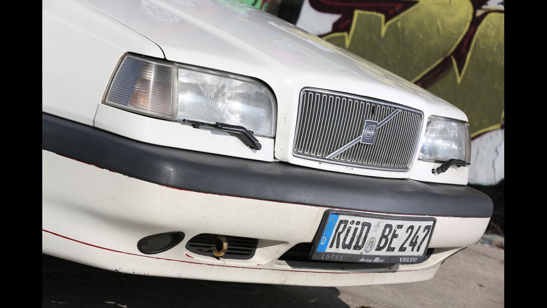 Volvo 850 TDI, Kühlergrill