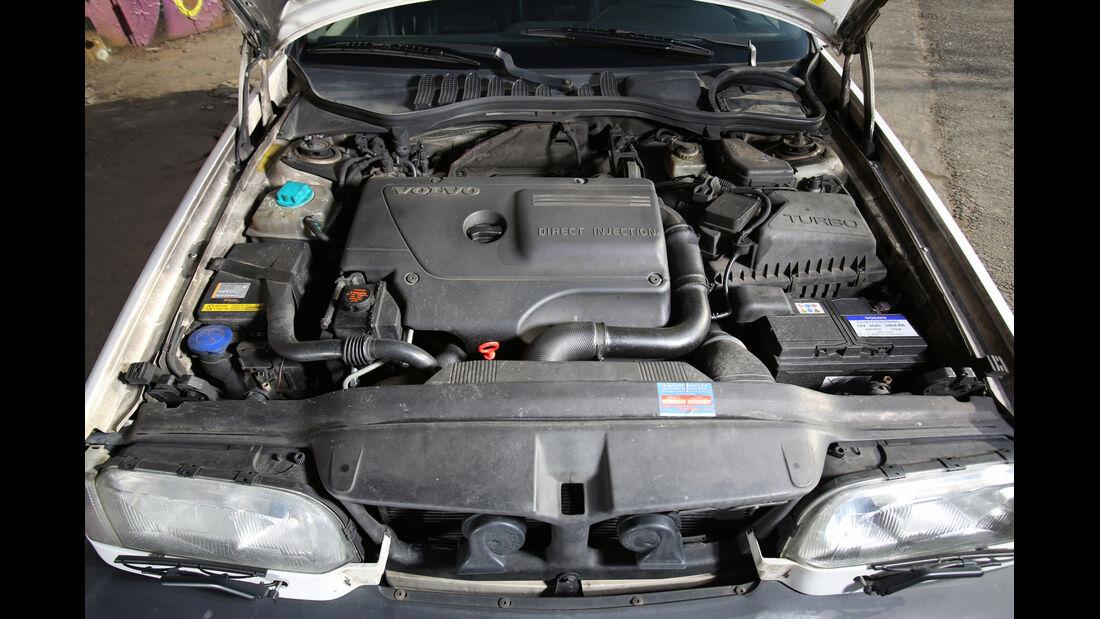 Volvo 850 TDI, Motor
