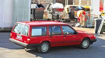 Volvo 940, Seitenansicht