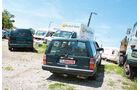 Volvo 960 Station Wagon, Heckansicht
