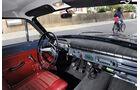 Volvo Amazon 122S Cockpit, Detail