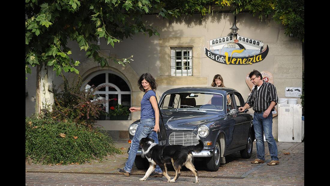 Volvo Amazon 122S, Familie Hägele
