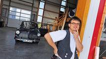 Volvo Amazon 122S, Hans Hägele