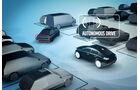Volvo Autonomes Parken 2013