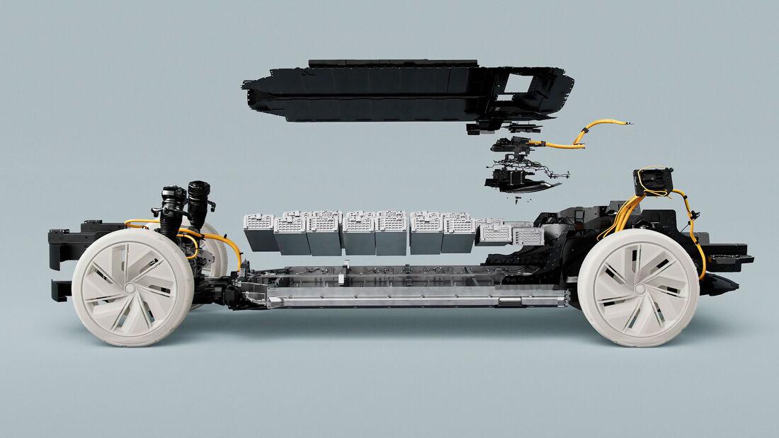 Volvo Batterietechnik 2021