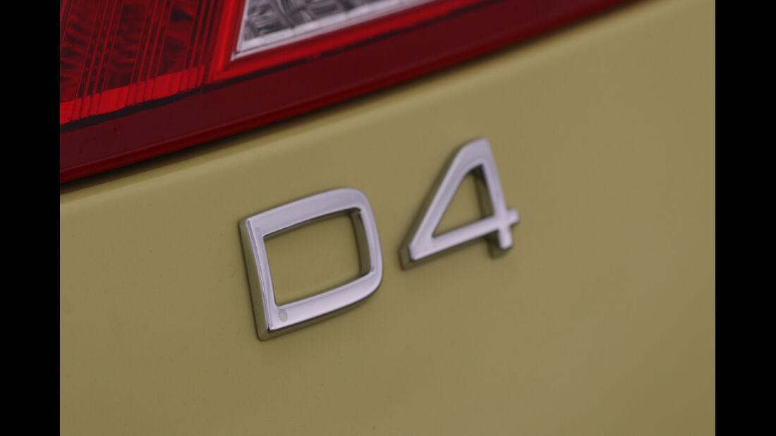 Volvo C30 D4, Emblem