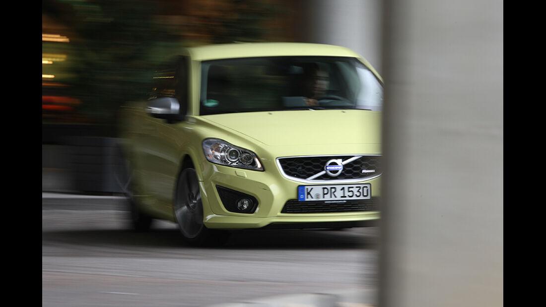 Volvo C30 D4 Front