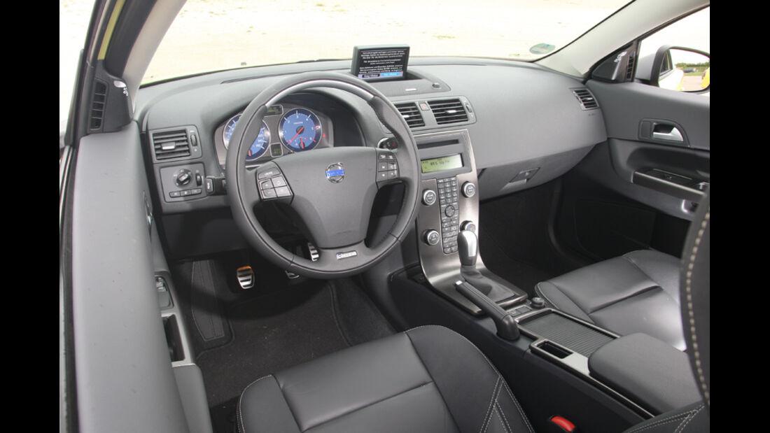 Volvo C30 D4, Innenraum