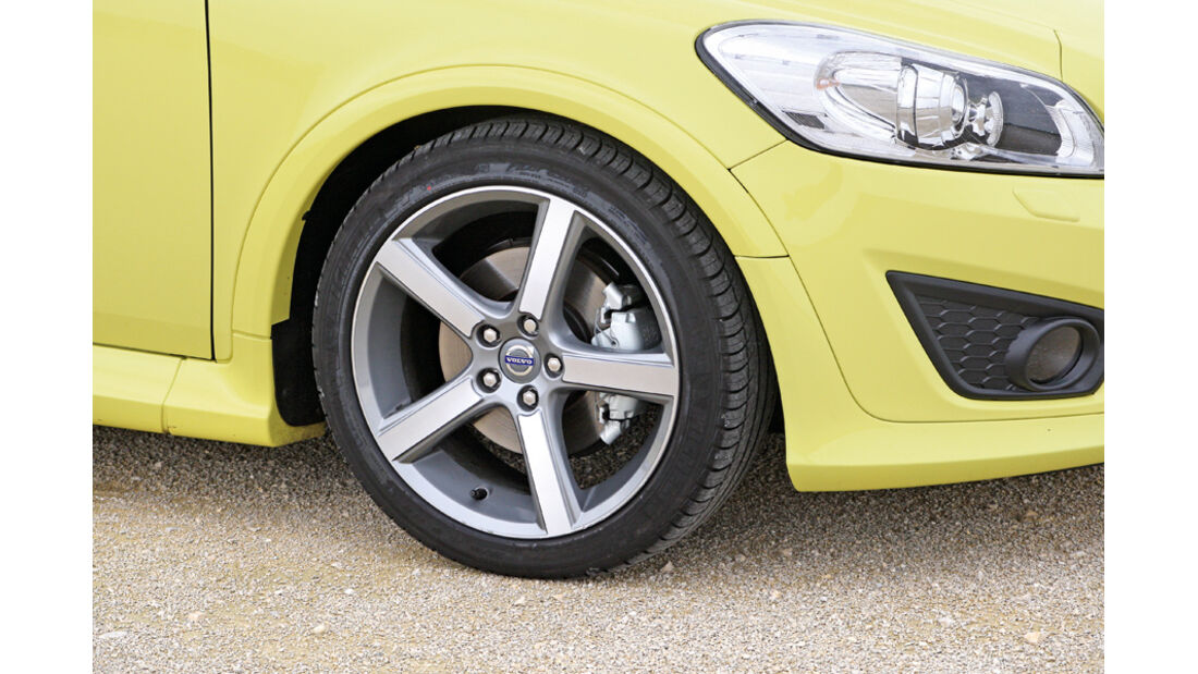 Volvo C30 D4, Rad, Felge