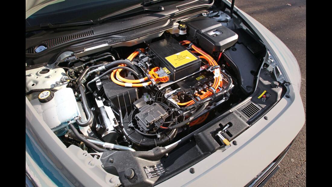 Volvo C30 Electric, Motor