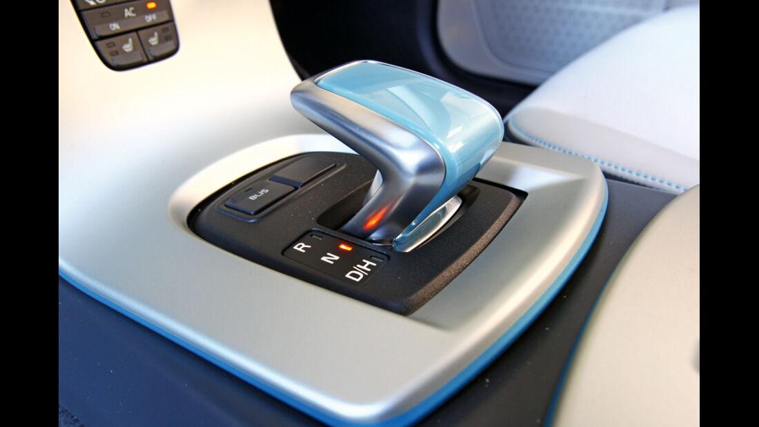 Volvo C30 Electric, Schalthebel, Schaltknauf