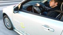 Volvo C30 Electric, Seite