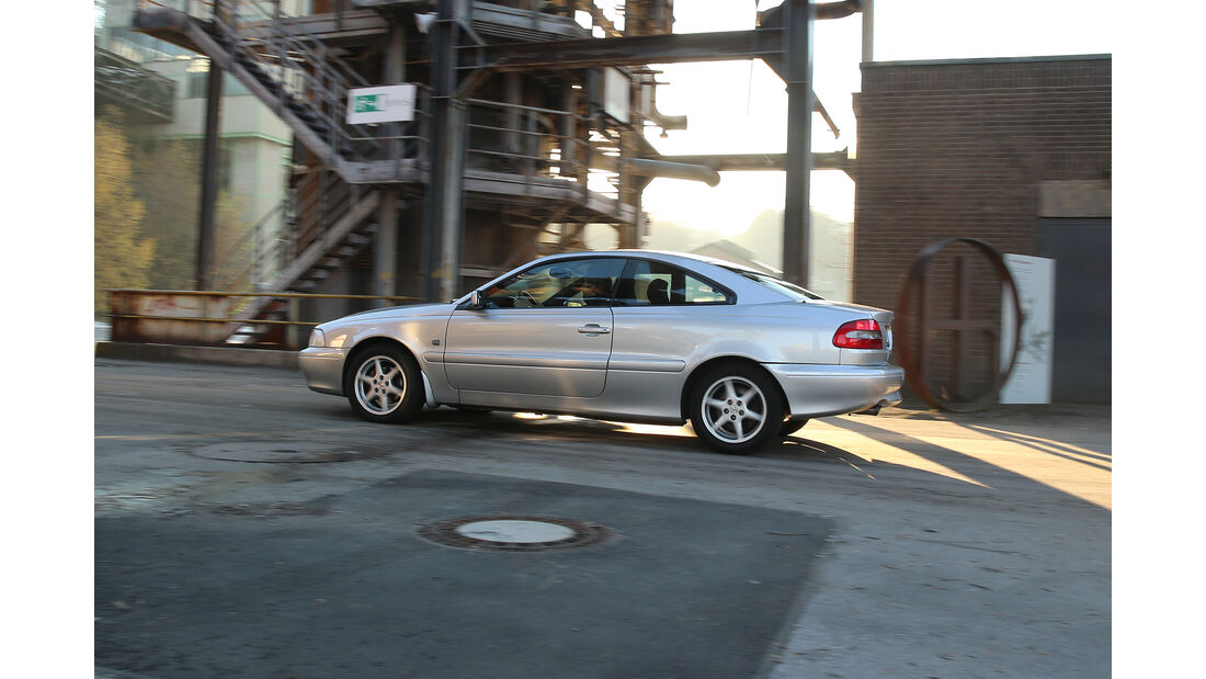 Volvo C70 2.0 T Coupe (Typ N), Exterieur