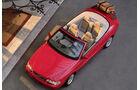Volvo C70 Cabrio, Seitenansicht