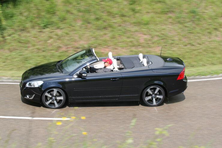 Volvo C70 D4 INSCRIPTION, Seitenansicht