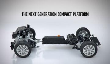 Volvo CMA-Plattform