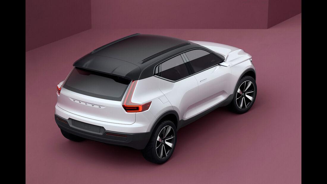 Volvo Concept Car 40.1