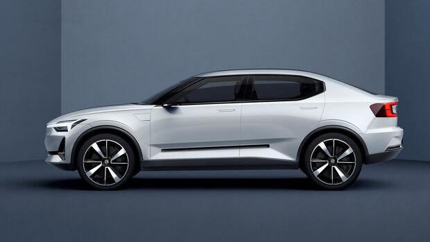 Volvo Concept Car 40.2