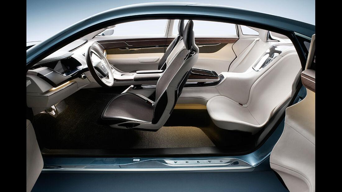 Volvo Concept You, Innenraum