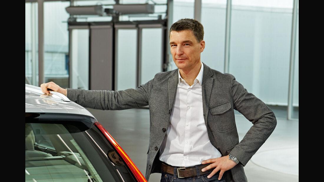 Volvo-Designchef Thomas Ingenlath, Wer fährt was?, Interview