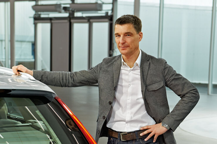 Volvo-Designchef Thomas Ingenlath, Wer fährt was?, Interview