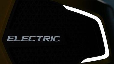 Volvo Electric Baumaschinen