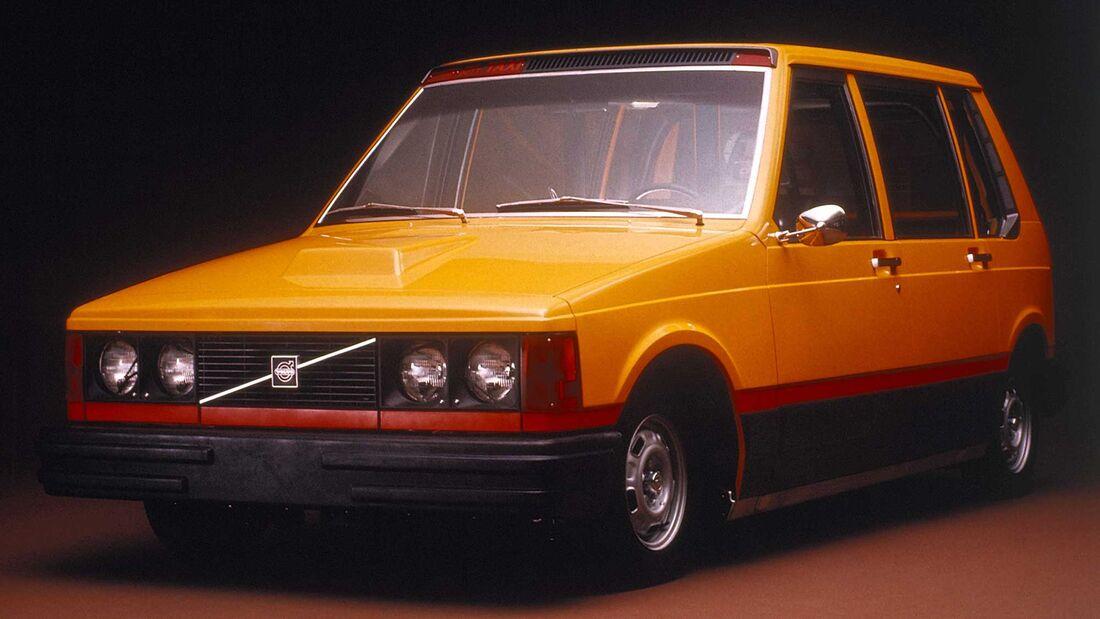 Volvo Experimental Taxi