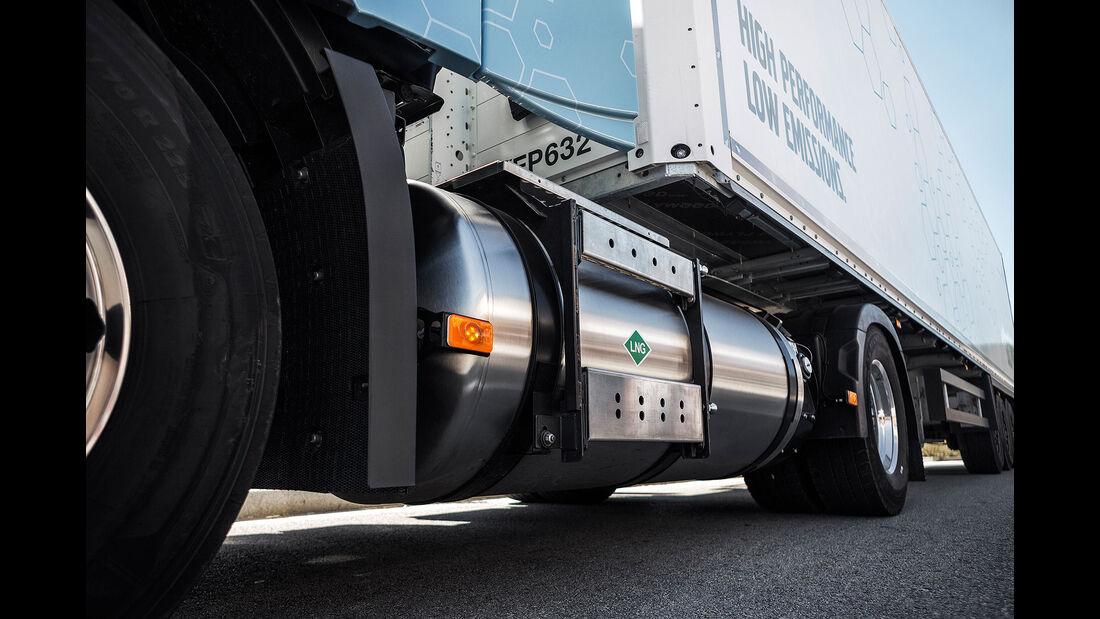 Volvo Flüssiggas Lkw Truck