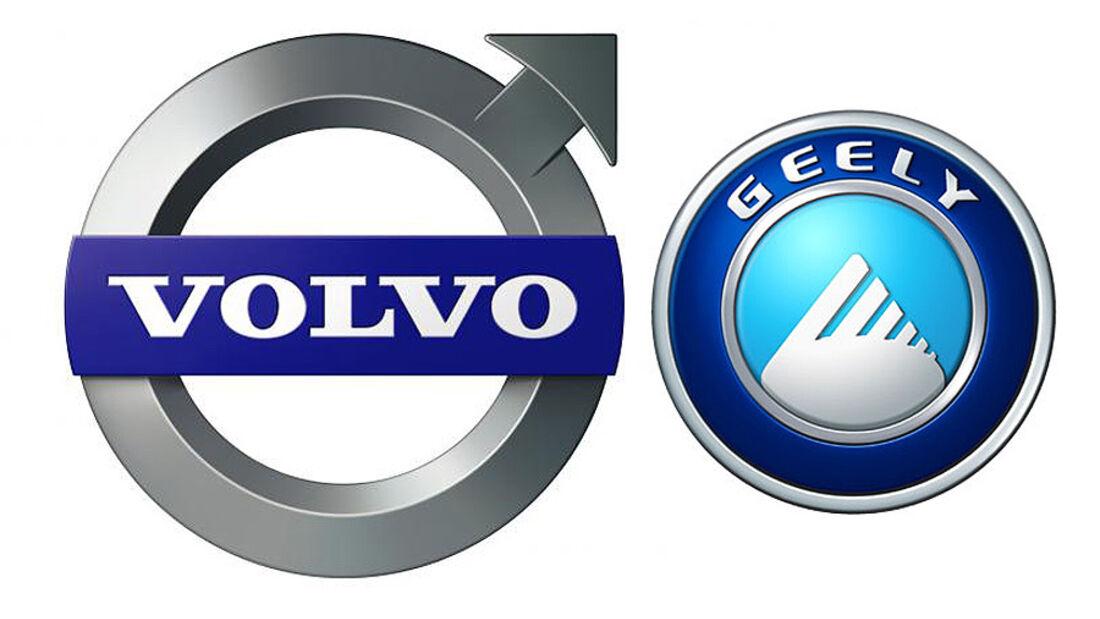 Volvo Geely Logo
