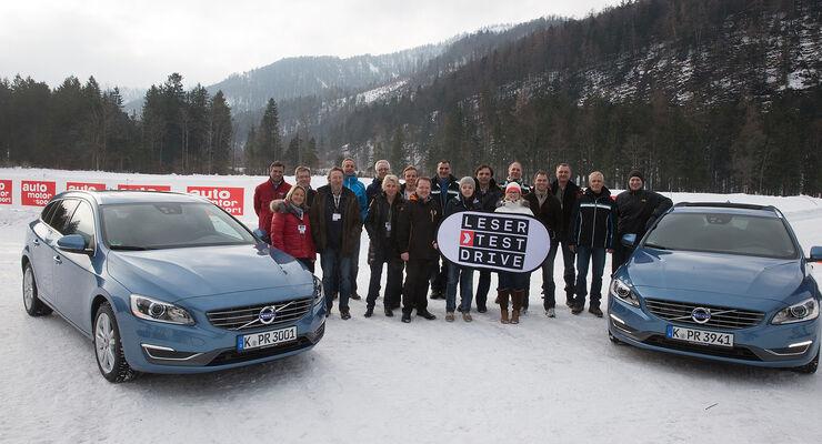 Volvo Leser Testdrive 2014
