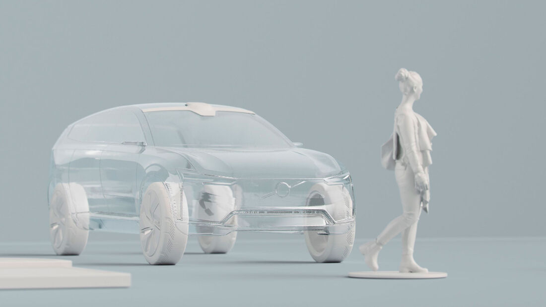 Volvo Lidar Luminous