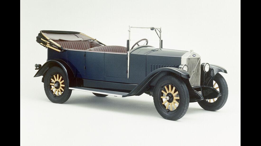 Volvo ÖV4, 1926