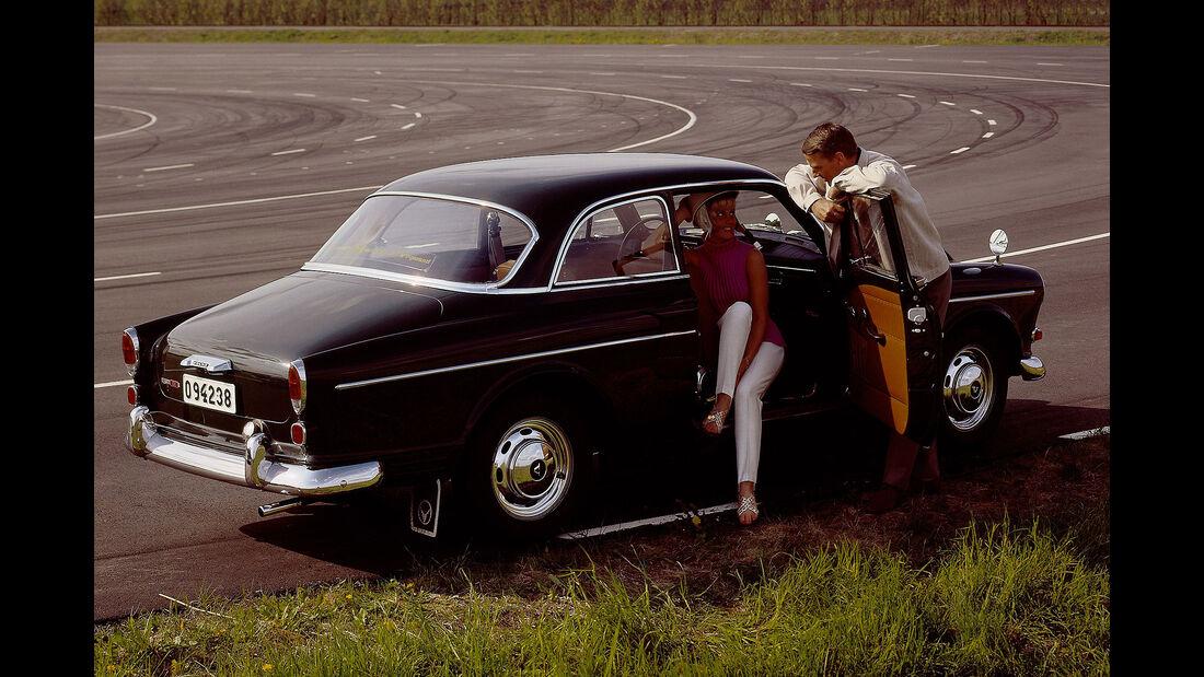 Volvo P 121 P 122 Amazon