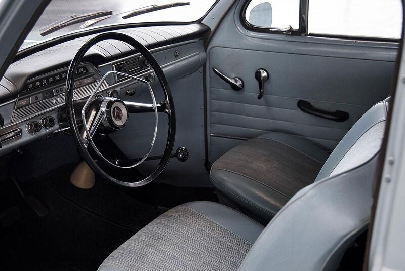 Volvo PV 544 Buckel (1965)