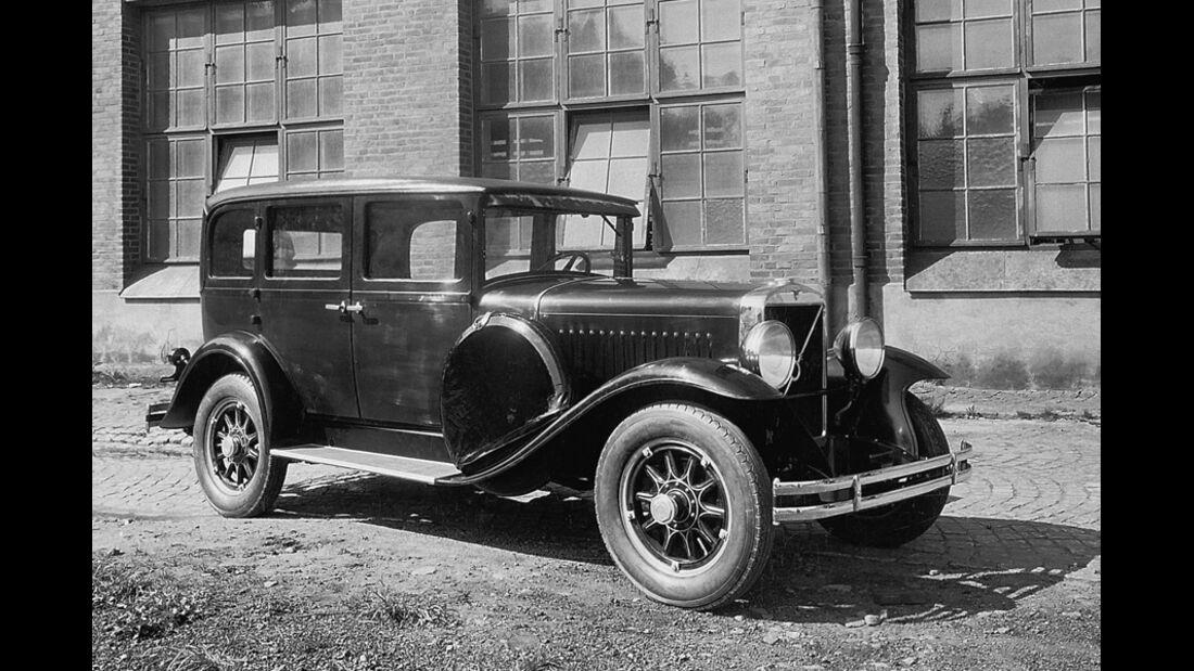 Volvo PV 651, 1929