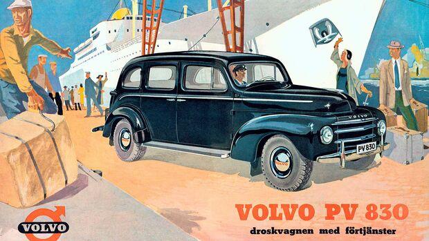 Volvo PV 830 (1952)