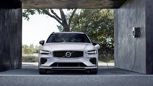 Volvo Plug-in-Hybrid Ladestation Wallbox