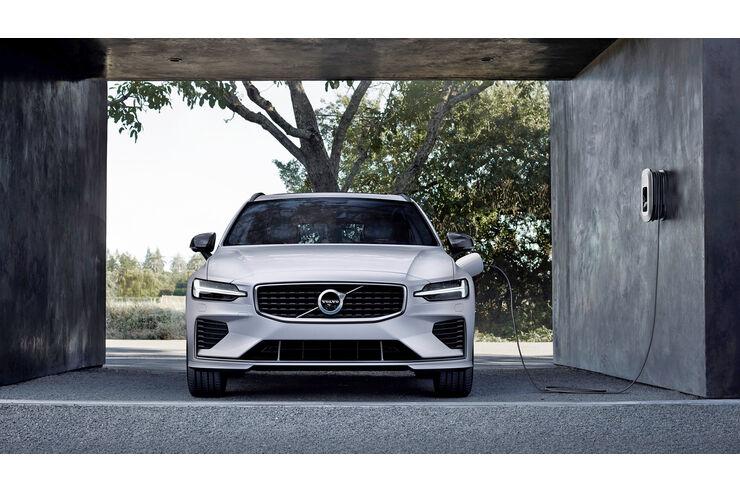 Volvo Setzt Auf Batterien Nein Zur Brennstoffzelle Auto Motor Und Sport