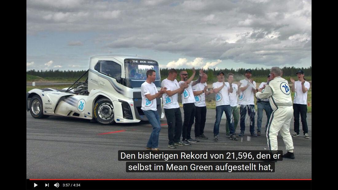 Volvo Racetruck Iron Knight 08/2016
