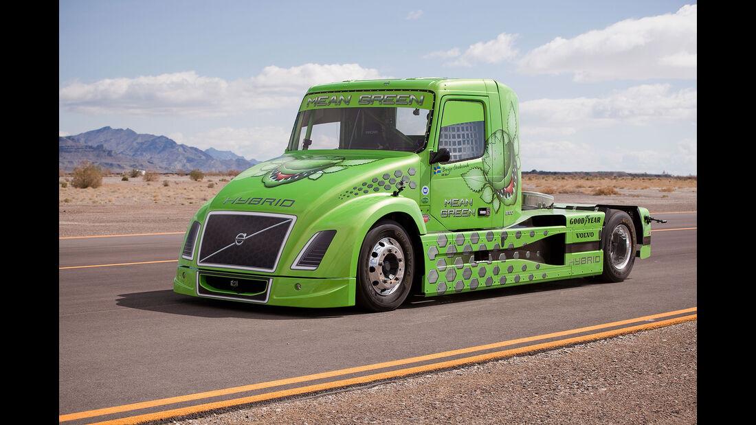 Volvo Racetruck Mean Green