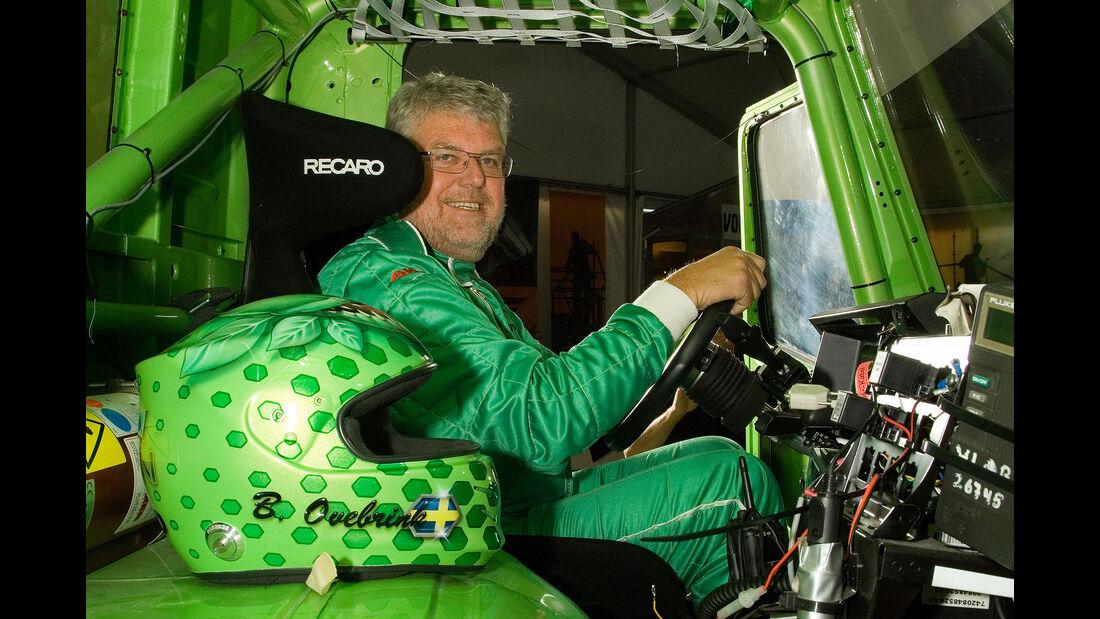 Volvo Racetruck Mean Green 2012 Boije Ovebrink