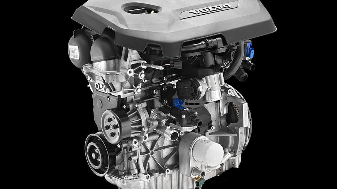 Volvo S60 1.6 GTDI-Motor