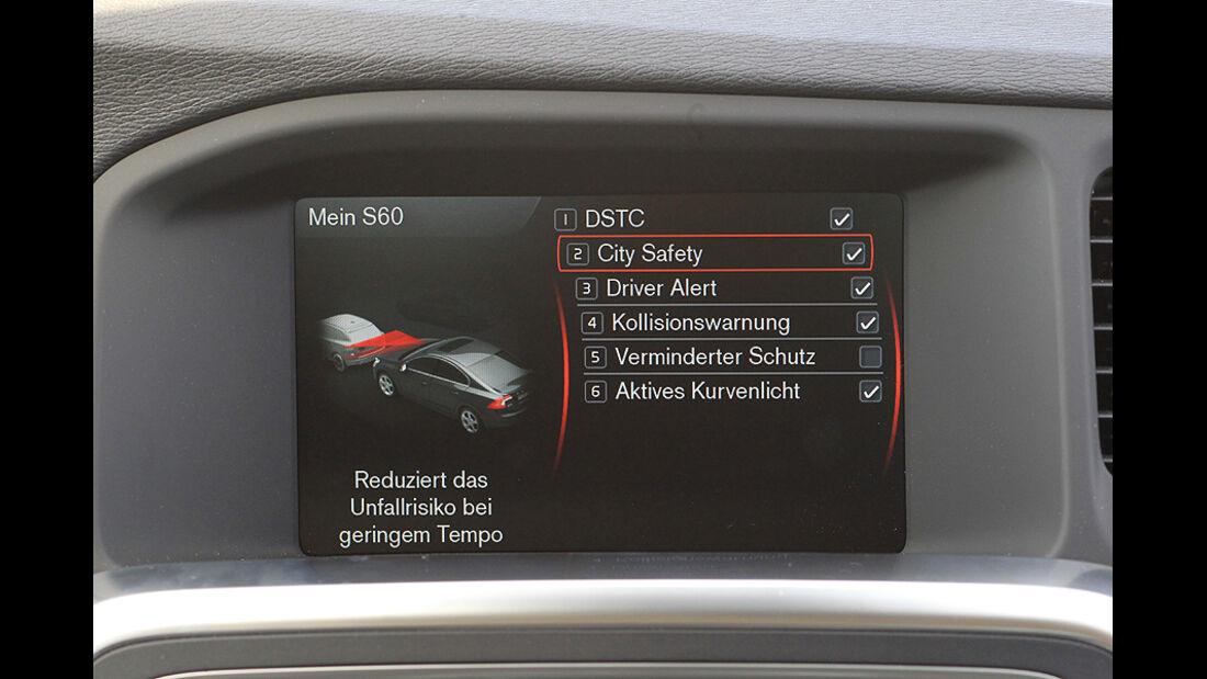 Volvo S60, Bordcomputer