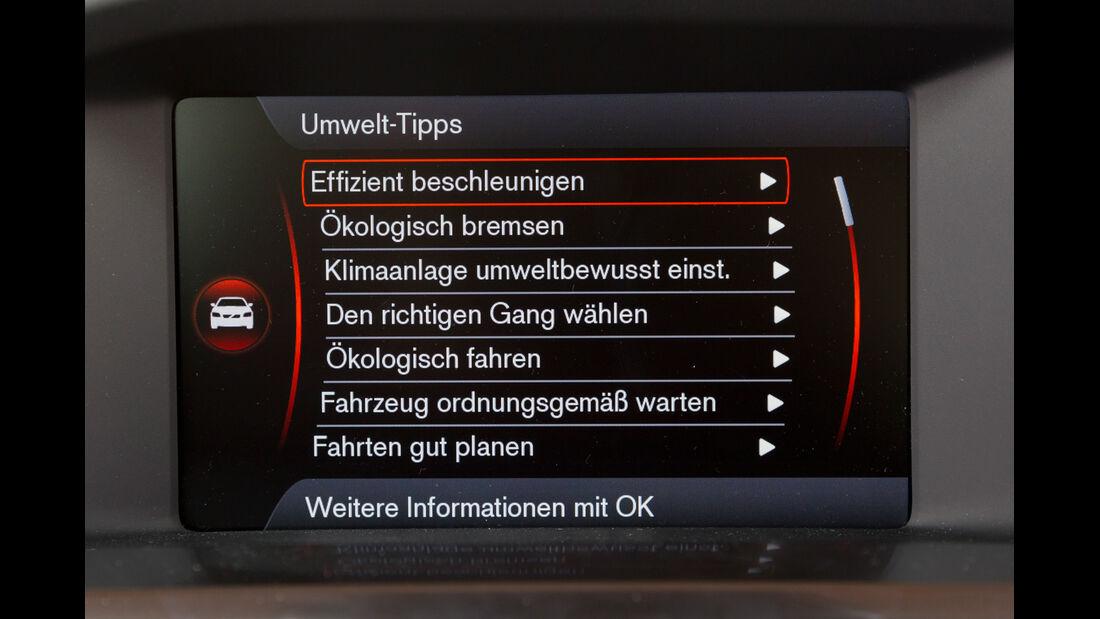 Volvo S60 D5 Polestar Edition R Design, Bildschirm