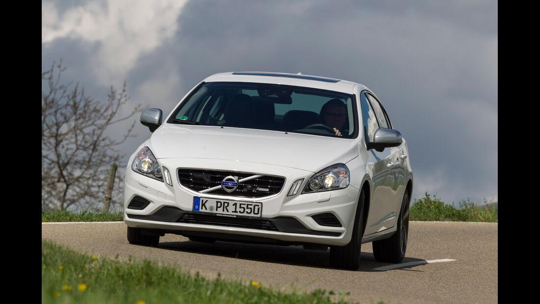 Volvo S60 D5 Polestar Edition R Design, Frontansicht