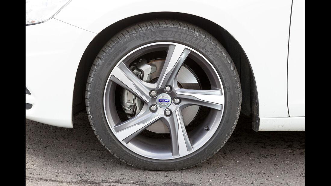 Volvo S60 D5 Polestar Edition R Design, Rad, Felge
