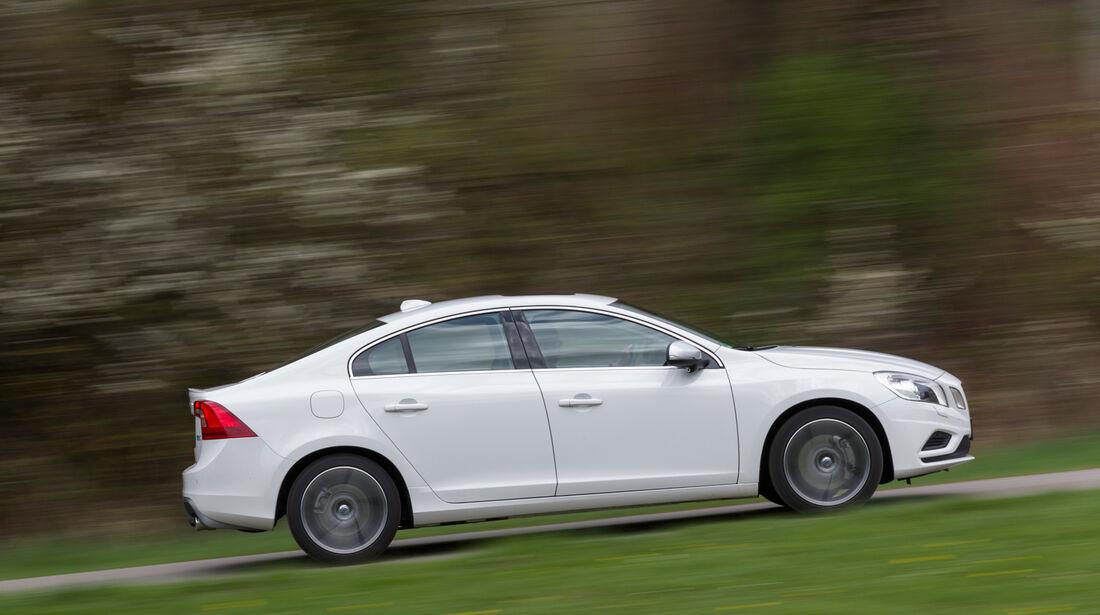Volvo S60 D5 Polestar Edition R Design, Seitenansicht