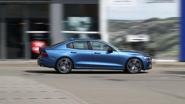 Volvo S60, Exterieur